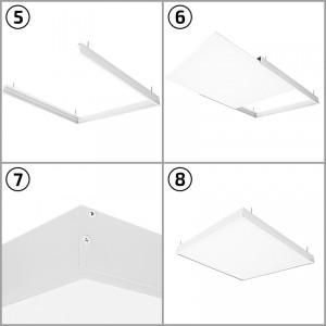Kit Empotrable para Paneles