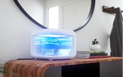 Philips UV-C Box, que inactiva fácilmente los virus en objetos personales
